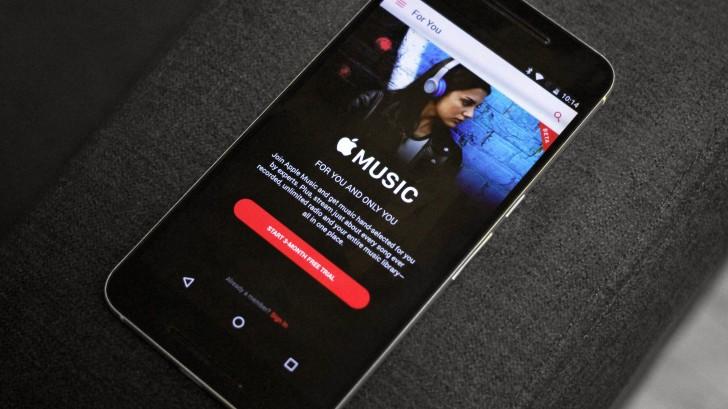 В июне сервису Apple Music исполнился год