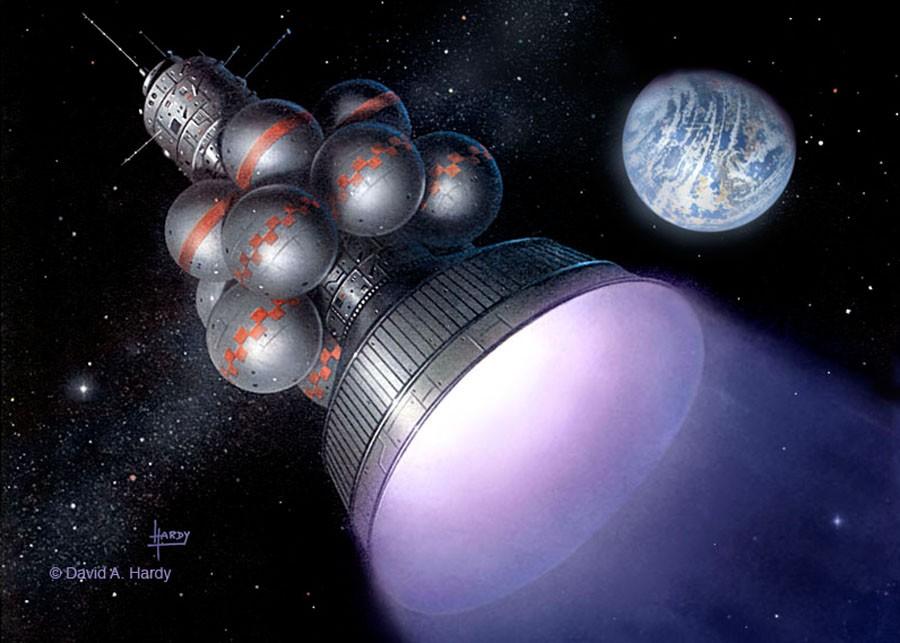 Проект «Дедал»: автоматический звездолет родом из 70-х годов прошлого века - 2