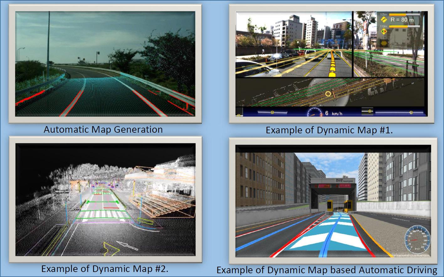 Япония подготовит 3D-карты всех скоростных шоссе - 1