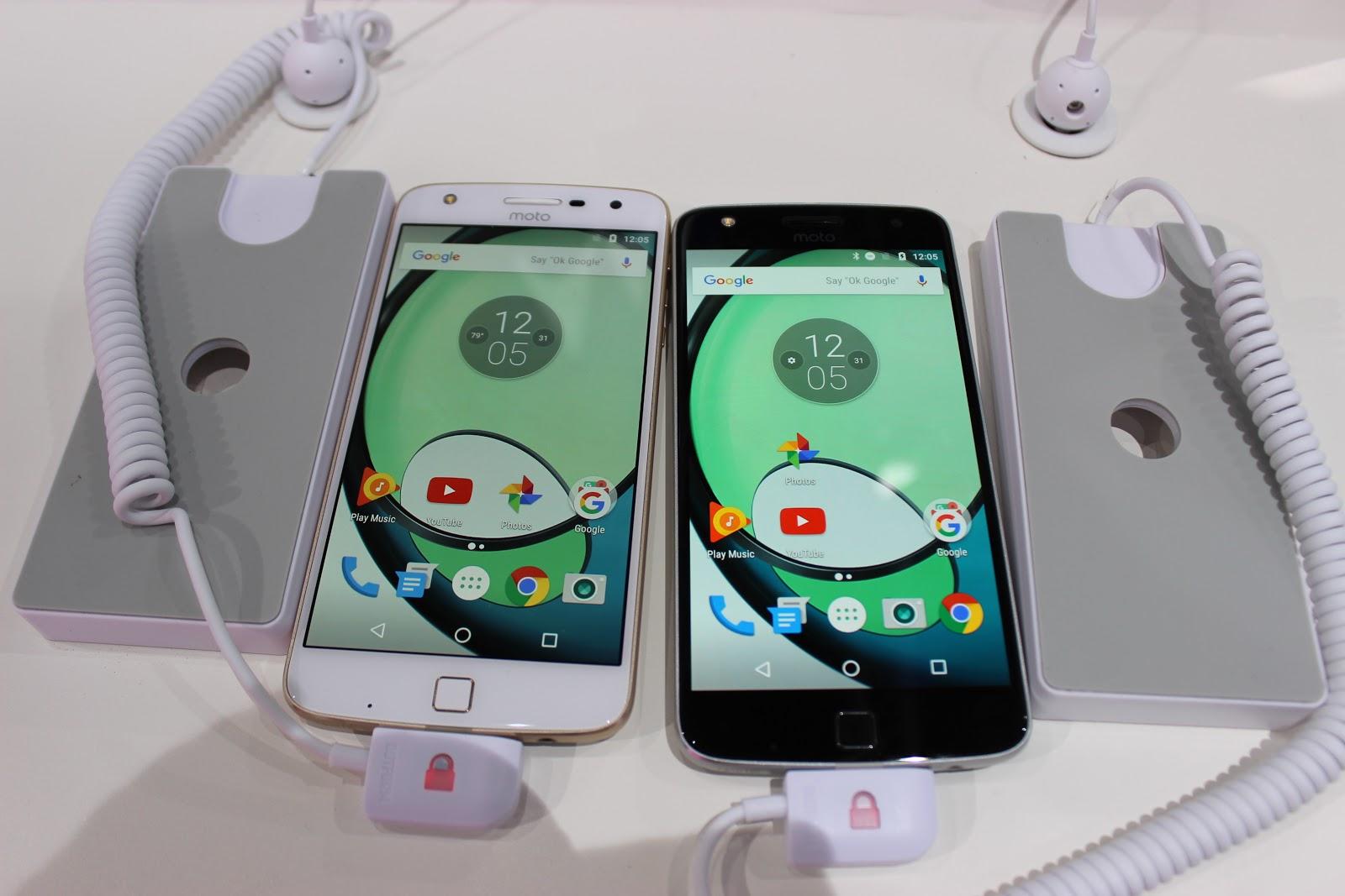 Moto Z Play — первый вгляд на модульный смартфон - 2