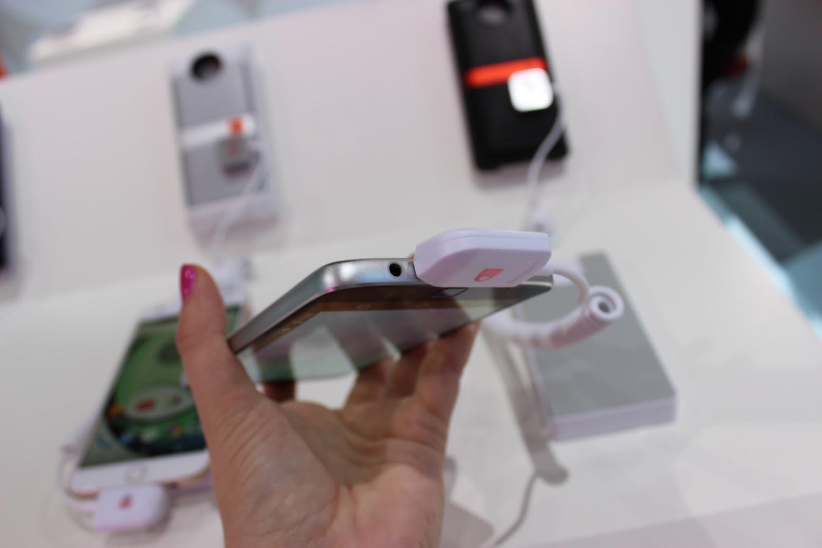 Moto Z Play — первый вгляд на модульный смартфон - 4