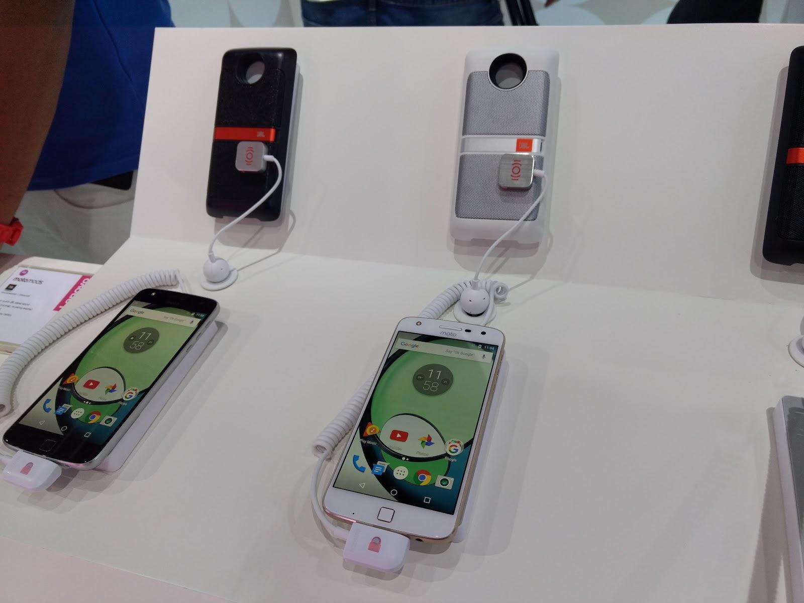 Moto Z Play — первый вгляд на модульный смартфон - 6