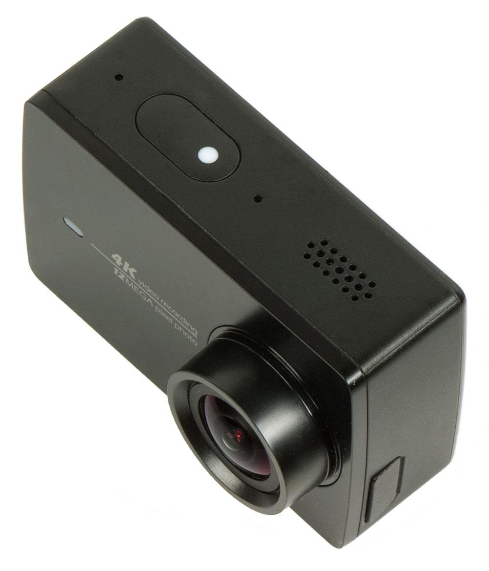 Обзор новой action-камеры Xiaomi Yi 2 4K - 10