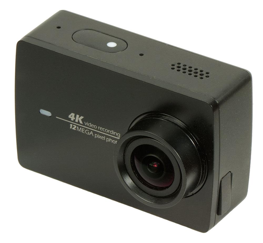 Обзор новой action-камеры Xiaomi Yi 2 4K - 2