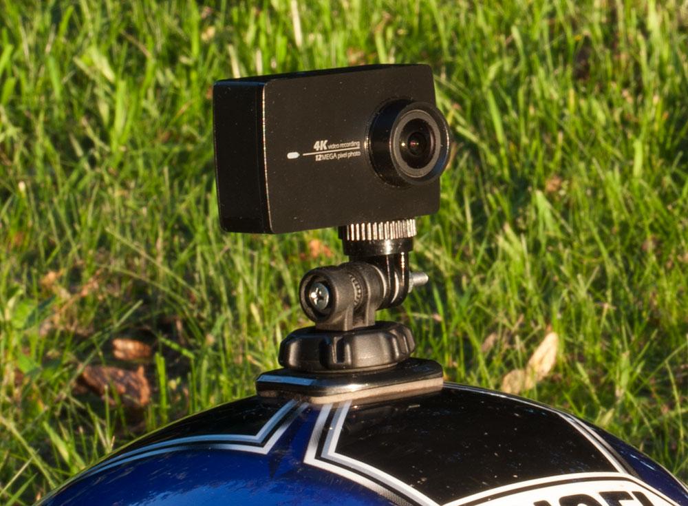 Обзор новой action-камеры Xiaomi Yi 2 4K - 28