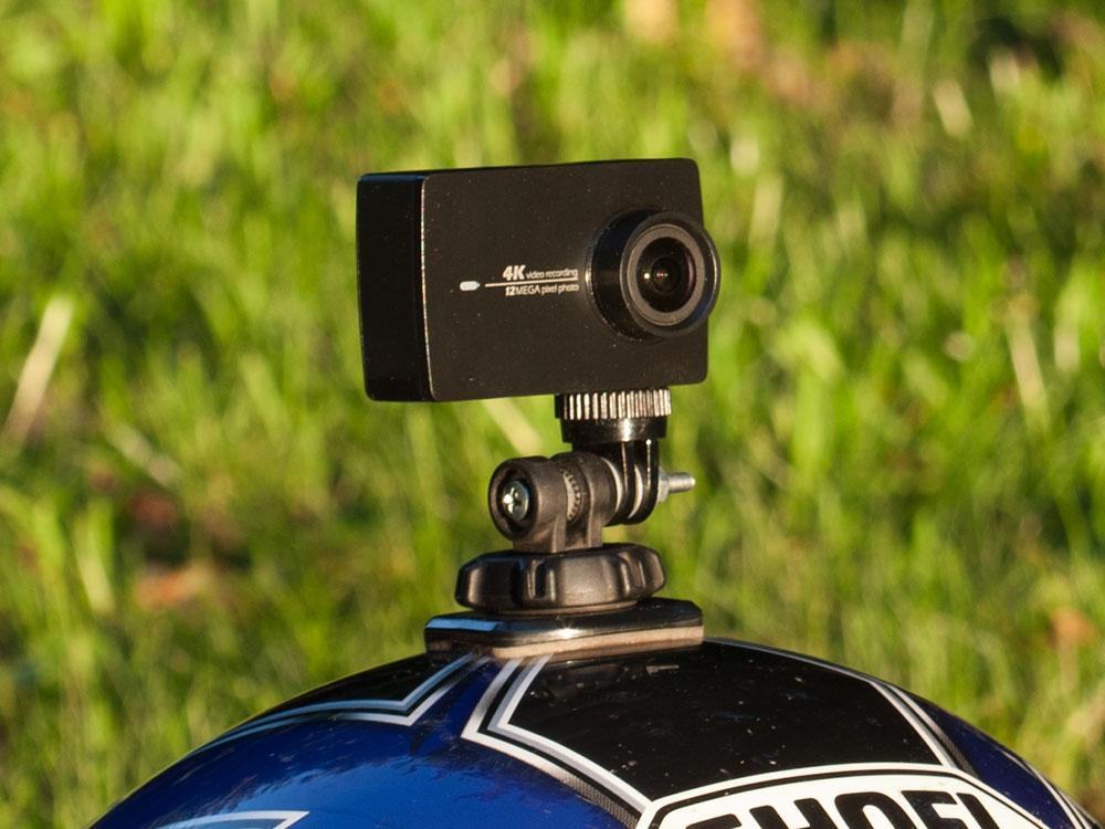 Обзор новой action-камеры Xiaomi Yi 2 4K - 31