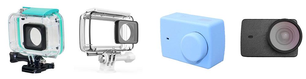 Обзор новой action-камеры Xiaomi Yi 2 4K - 6