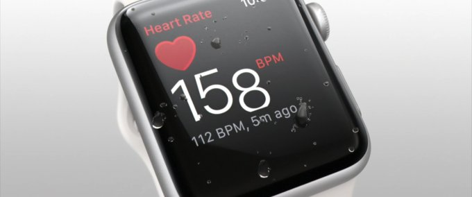 Apple показала Watch Series 2
