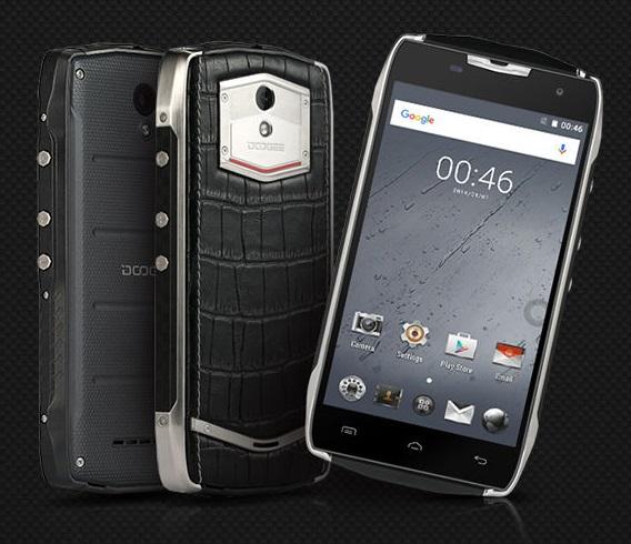 Смартфон Doogee T5 Lite сохранит модульную конструкцию первоначальной версии