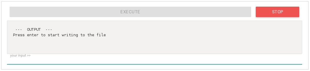 Script-server. WebUI для удалённого запуска ваших скриптов - 5