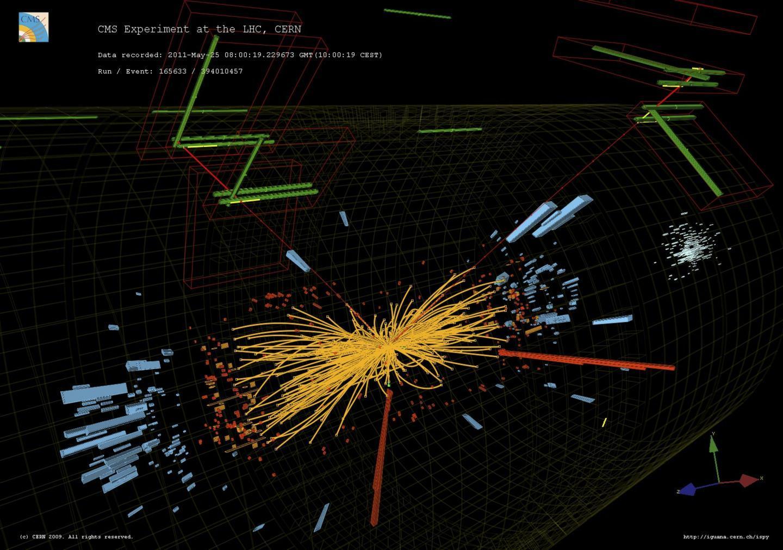 Физики из ЮАР уловили признаки тяжёлого бозона Мадала, который взаимодействует с обычной и тёмной материей - 2