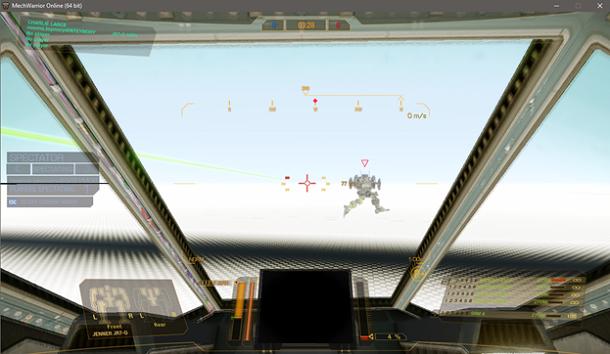 Компенсация лагов для оружия в MechWarrior Online - 3