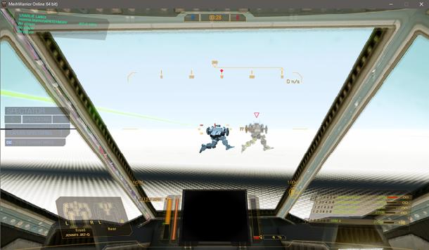 Компенсация лагов для оружия в MechWarrior Online - 4