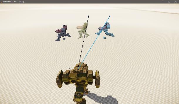 Компенсация лагов для оружия в MechWarrior Online - 9