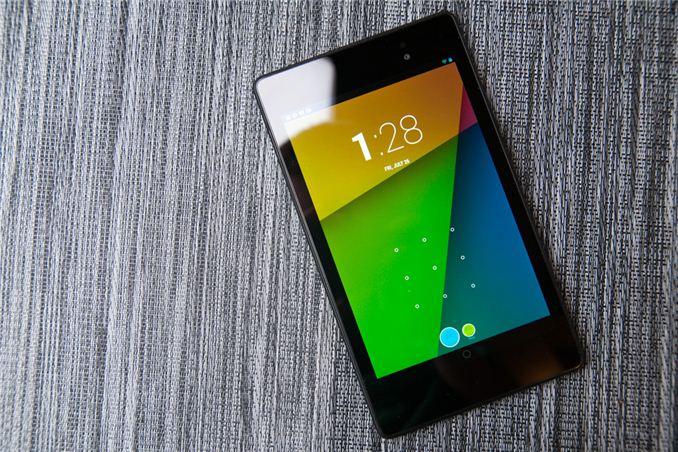 Huawei готовит для Google планшет с семидюймовым экраном