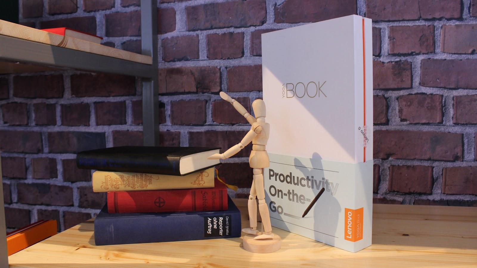 Гвоздь программы: Lenovo YOGA Book на IFA 2016 - 6
