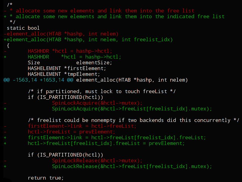 Контрибьютим в PostgreSQL: примеры реальных патчей, часть 1 из N - 1