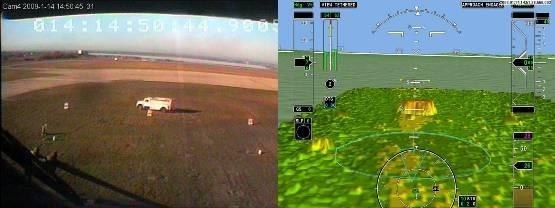 Сажаем вертолет вслепую: обзор технологий синтетического зрения - 10