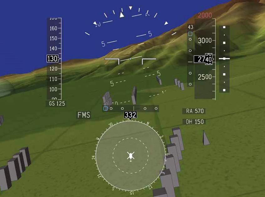 Сажаем вертолет вслепую: обзор технологий синтетического зрения - 16
