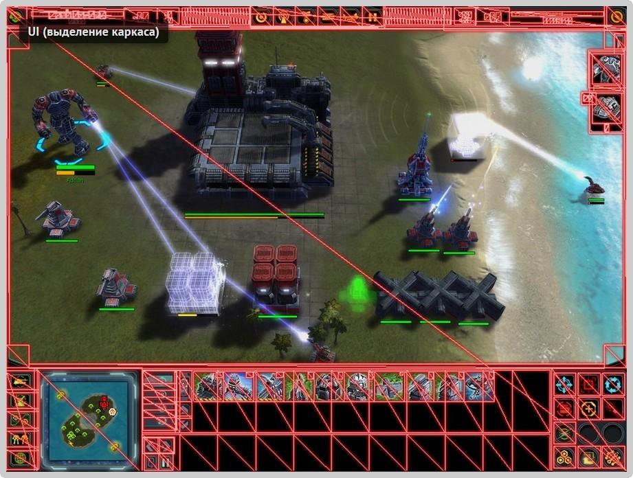 Разбор графики Supreme Commander - 53