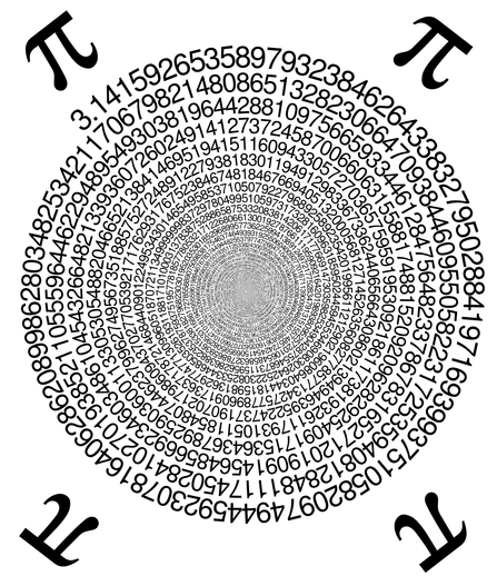 Вычисление 1000000 знаков числа Пи. На iPhone - 1