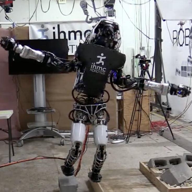 Разработчики из IHMC Robotics считают, что это умение пригодится роботу