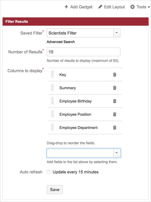 Как отобразить динамическую выгрузку из БД на страницах Atlassian Confluence? - 8