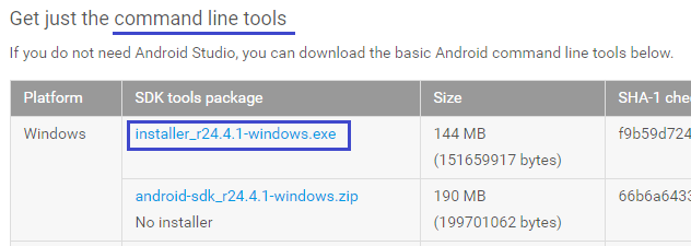 Пишем, собираем и запускаем HelloWorld для Android в блокноте. Java 8 и Android N - 2