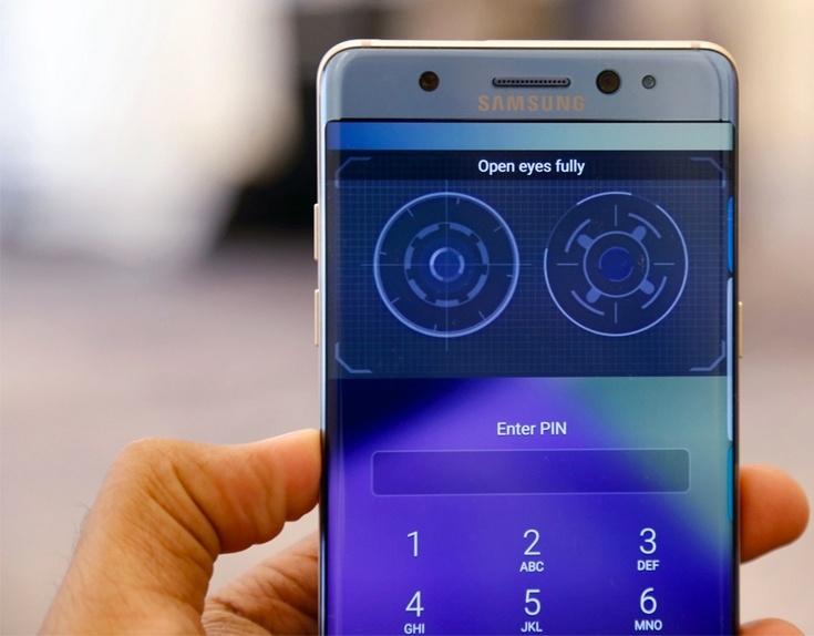 Акции Samsung упали на 6,3%