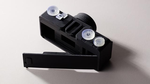 SLO: пленочная фотокамера, полностью распечатанная на 3D-принтере - 1
