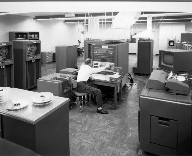 История языков программирования: как Fortran позволил пользователям общаться с ЭВМ на «ты» - 1