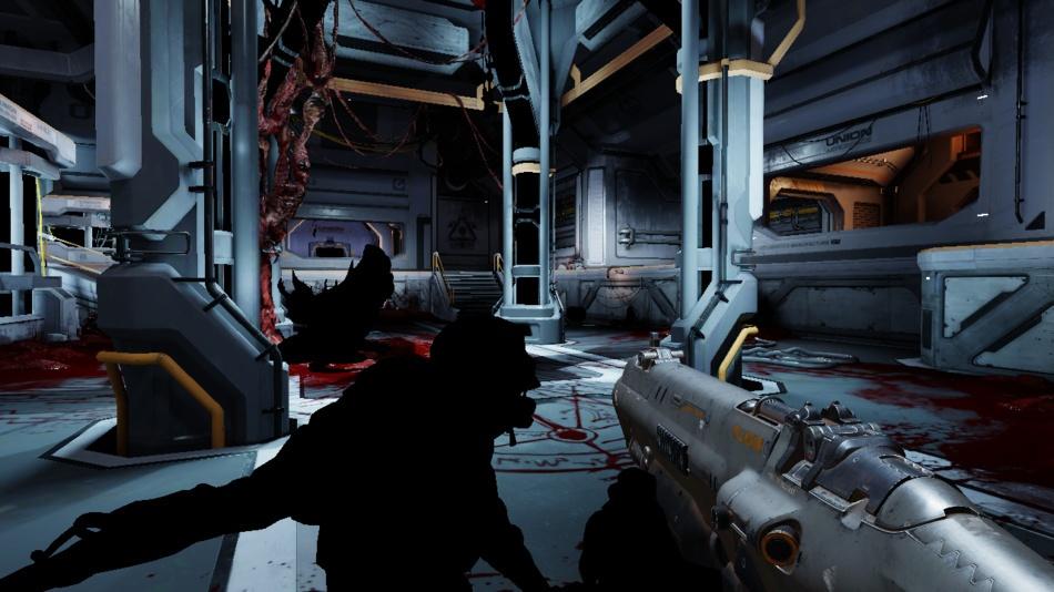 Как рендерится кадр нового Doom - 15