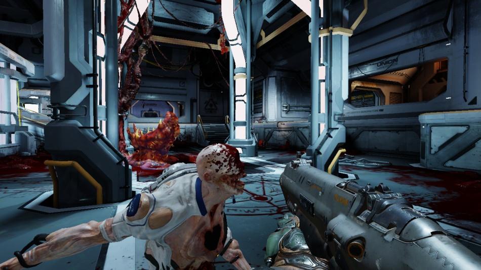 Как рендерится кадр нового Doom - 16