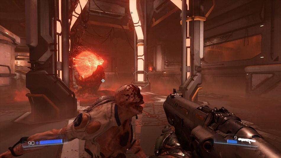 Как рендерится кадр нового Doom - 2