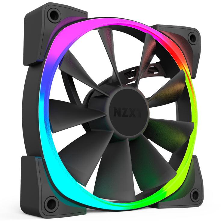 Продажи NZXT Aer RGB начнутся в октябре