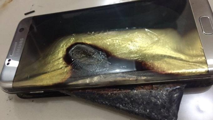 Смартфоны Samsung Galaxy Note7 получат обновление ПО, снижающее ёмкость аккумуялтора