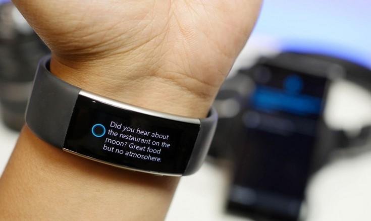 Microsoft, возможно, отказалась от выпуска трекера активности Band следующего поколения