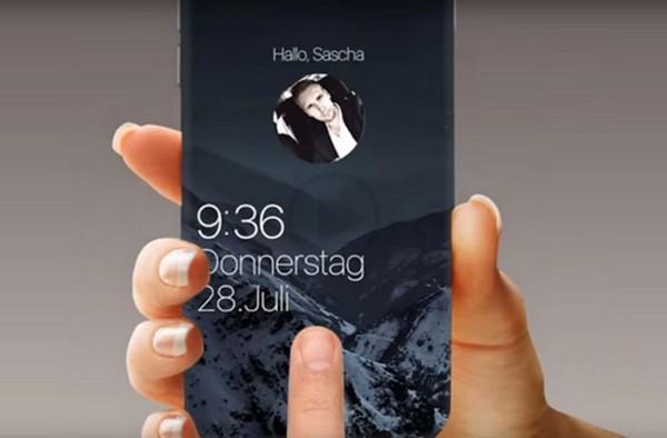 Сотрудники Apple подтверждают, что iPhone 8 получит безрамочный дисплей со встроенными виртуальными кнопками
