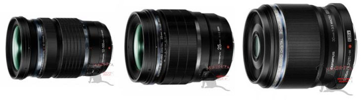 Один из трех — объектив для макросъемки Olympus M.Zuiko Digital ED 30mm f/3.5 Macro