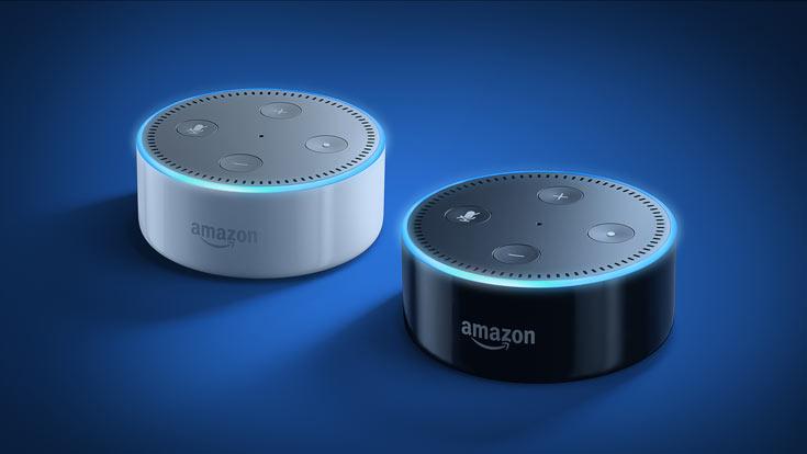 Обновленное устройство Amazon Echo Dot стоит $50