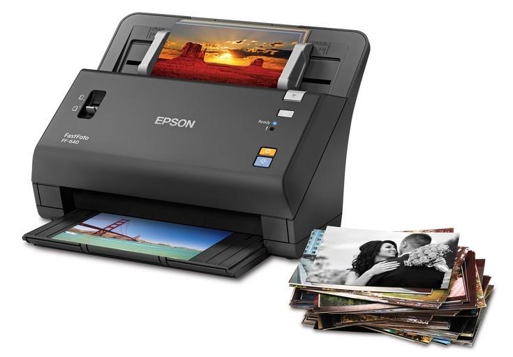 Сканер Epson FastFoto оценивается в $650