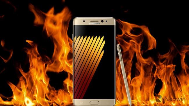 В Китае отозвали 1858 смартфонов Samsung Galaxy Note7 после заявления об отсутствии проблем