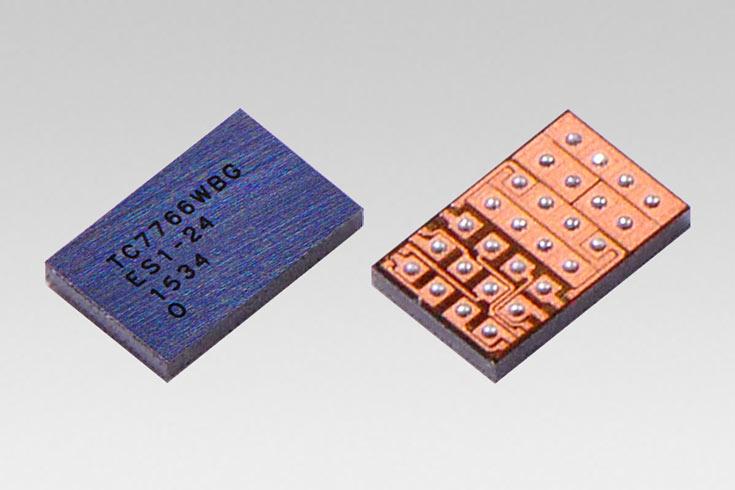 Наряду с моделью TC7766WBG-M000 мощностью 15 Вт производитель предлагает модель TC7766WBG-M010 мощностью 5 Вт