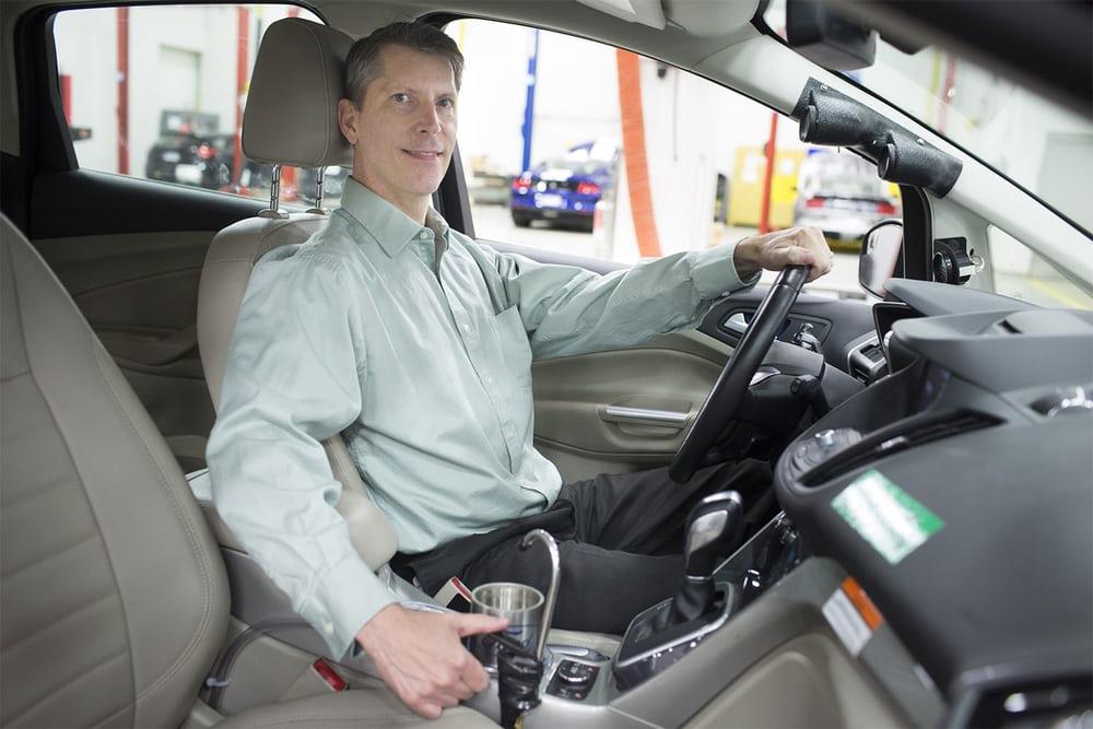 Инженер Ford создал автокондиционер, который конденсирует питьевую воду из воздуха - 1