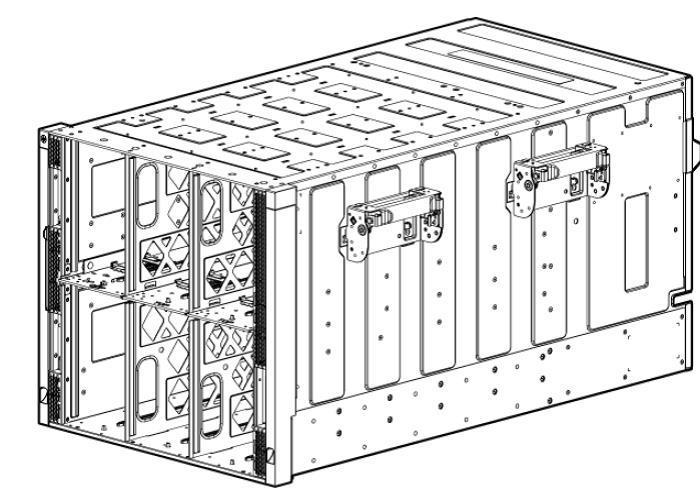 Про HPE Synergy, часть II – Шасси и сервера - 1