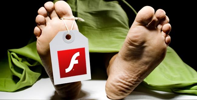 В конце месяца Adobe уберет ссылки на скачивание Flash со своего сайта - 1