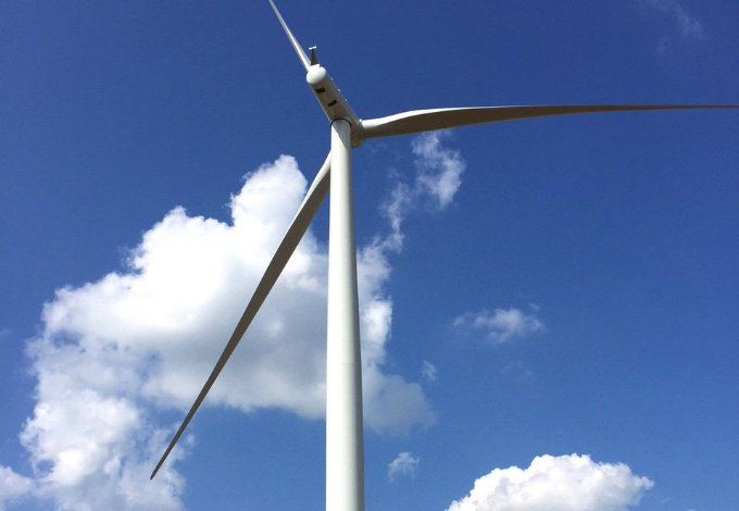 Amazon построит крупную ветряную ферму