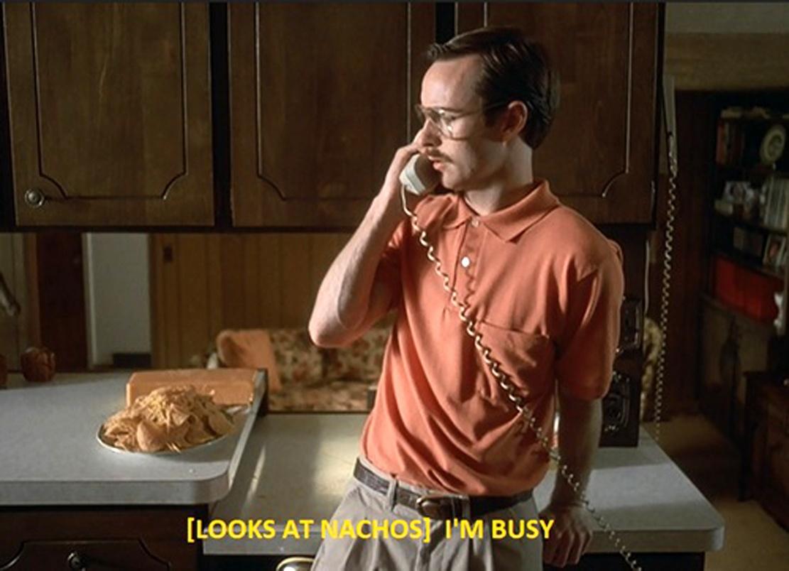 Почему мы всё время чувствуем себя занятыми - 1
