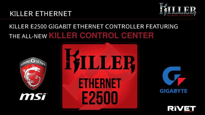 Сетевой контроллер Killer E2500 уже можно встретить на игровых системных платах MSI и Gigabyte