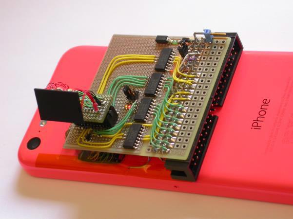Демонстрация брутфорса пароля iPhone 5c c зеркалированием флэш-памяти - 11